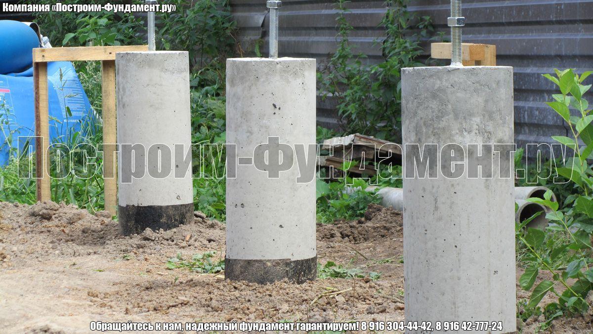 Сваи ТИСЭ без бетонного ростверка - фото 10